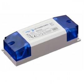 LED transformátor s ochranou elektronický,  DRIVER 12V / 24W
