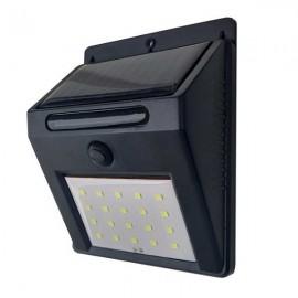 LED solární svítidlo GXSO001, 3W, 120LM, 4000K, IP44