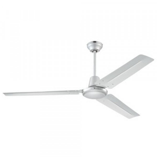 Stropní ventilátor Westinghouse 72501 Industrial Silver