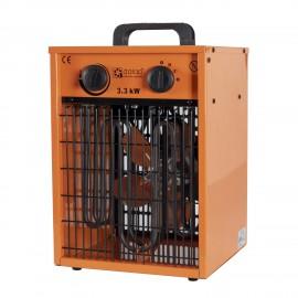 Teplovzdušný ventilátor A 3,3 HF 1,65kW/3,3kW