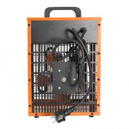 Koleno PVC 90° pro kruhové potrubí Ø 125 mm