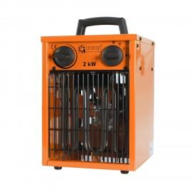Teplovzdušný ventilátor A 2 HF 1kW/2kW
