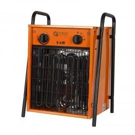 Teplovzdušný ventilátor A 9 HF 4,5kW/9kW, 400V