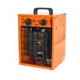 Teplovzdušný ventilátor A 5 HF 2,5kW/5kW, 400V