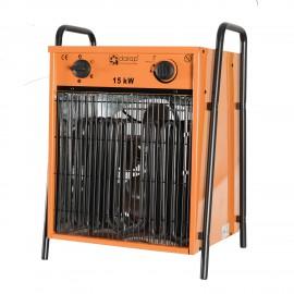 Teplovzdušný ventilátor A 15 HF 7,5kW/15kW, 400V