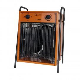 Teplovzdušný ventilátor A 22 HF 11kW/22kW, 400V