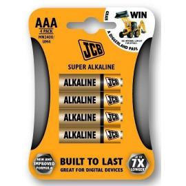 JCB SUPER alkalická baterie...