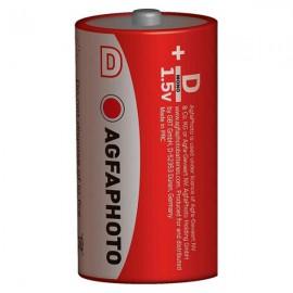 Baterie AgfaPhoto R20, ( velký monočlánek ) 1ks