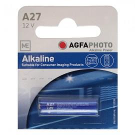 Baterie 27A-LR27A AgfaPhoto Alkalická, 12V