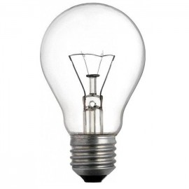 Klasická žárovka 100W 240V E27 TECHLAMP otřesuvzdorná