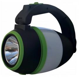 Kempinková LED svítilna 3v1 - CAMPING USB CHARGE
