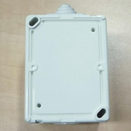 Venkovní vypínač IP44 na zeď č.1 ABB 3553- 01929 B
