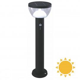 Solární venkovní svítidlo Larix PIR 157x800, 4000K
