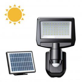 Solární venkovní svítidlo Tomi PIR, 10W, NW