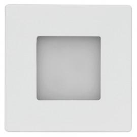LED orientační svítidlo DECENT bílé do krabice KP68