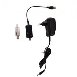 Zesilovač signálu pro venkovní antény 17dB