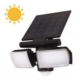 Solární venkovní svítidlo se senzorem pohybu 8W, 600lm