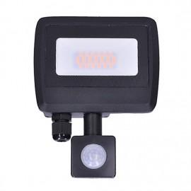LED reflektor Easy se sensorem, 20W, 1600lm, 4000K, IP44