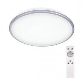 LED stropní světlo 24W, 1800lm, stmívatelné, dálkové ovládání, 38cm