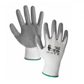 Pracovní rukavice ABRAK velikost 10 povrstvené