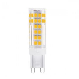 Solight LED žárovka 4,5W, G9, 3000K, 400lm - teplá bílá
