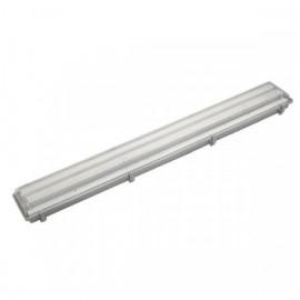 Zářivkové prachotěsné svítidlo LIBRA 127cm, G13, 2x36W, IP65