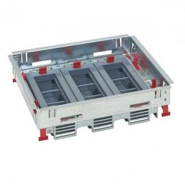 Podlahová krabice 18 modulů Legrand 88021