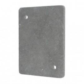 Tepelně izolační podložka pod zásuvky - PI 80 2ZK