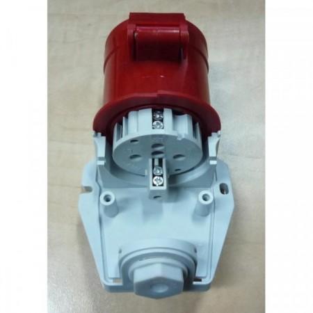 Ventilátor na wc Dospel POLO 5 W/P ložiska, kabel, vypínač