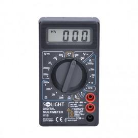 Solight multimetr V15 max. 500V/10A