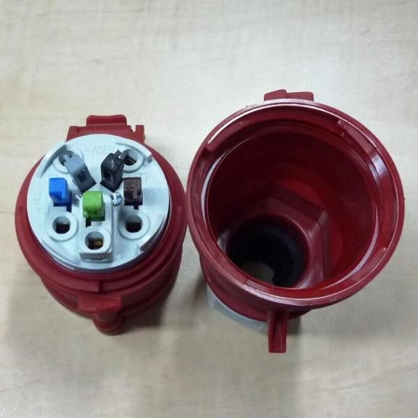 Talířový ventil-anemostat přívodní 100 mm chrom - 99515 - lesklý