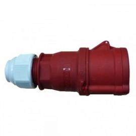 Talířový ventil-anemostat přívodní 125 mm chrom - 99516 - lesklý