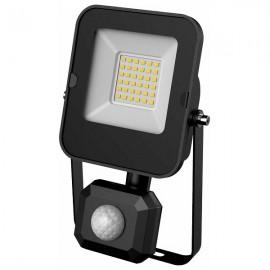 LED SMD reflektor s čidlem ALFA 20W, 2000lm, 4000K, IP44