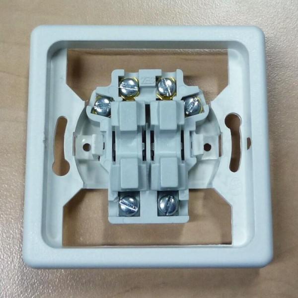 Talířový ventil-anemostat odvodní 200 mm chrom - 99514 - lesklý