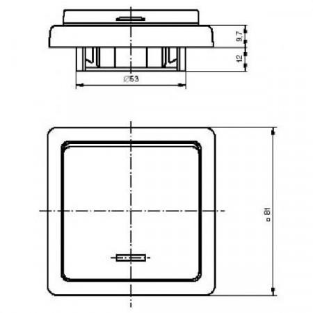 Stahovací páska 200 x 3,6 mm černá / 100ks
