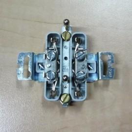 Kryt vypínače ABB Tango 3558A-A651 D béžový
