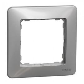 Rámeček SEDNA Design aluminium, jednonásobný