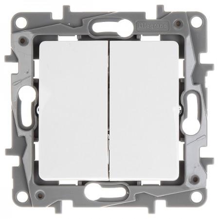 Větrací mřížka z vysoce kvalitního extrudovaného hliníku - 500x350 mm, bílá