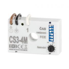 Časový spínač pod vypínač CS3-4M multifunkční
