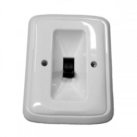 Bodovka do koupelny IP44 MARIN CT-S80-SN satén nikl IP44