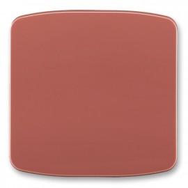 Kryt vypínače ABB Tango 3558A-A651 R2 vřesově červený