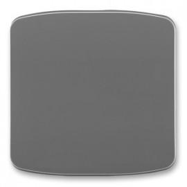 Kryt vypínače ABB Tango 3558A-A651 S2 kouřově šedý