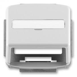 Kryt zásuvky Tango pro nosné masky 5014A-A100 S šedý