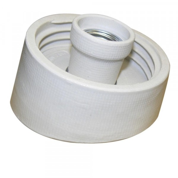Stmívač osvětlení - regulátor bílý OPUS 230V/ 60-400W