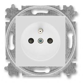 Termostat ABB LEVIT digitální univerzální šedá / bílá