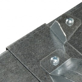 Filtr vzduchu na hrubé nečistoty pro vyšší teploty Ø 125 mm