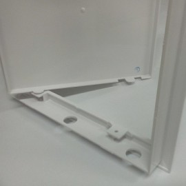 Revizní dvířka plastová 200x250 mm