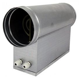 Elektrický ohřívač vzduchu do potrubí - Ø125 mm / 230V / 2,4 kW
