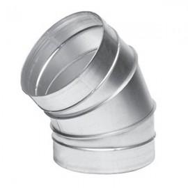 Koleno kovové 45° - Ø 200mm