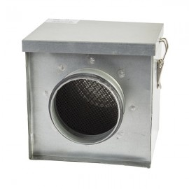 Tukový filtr do potrubí FILTER K 125